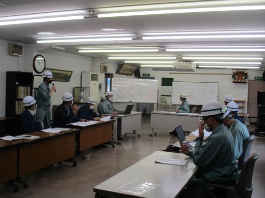 光建NEWS~雨が降る中、BCP・災害対応手順の実践訓練を実施しました!~