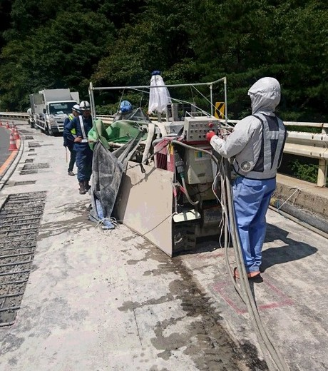 光建パトロール~長野の橋梁補修2~